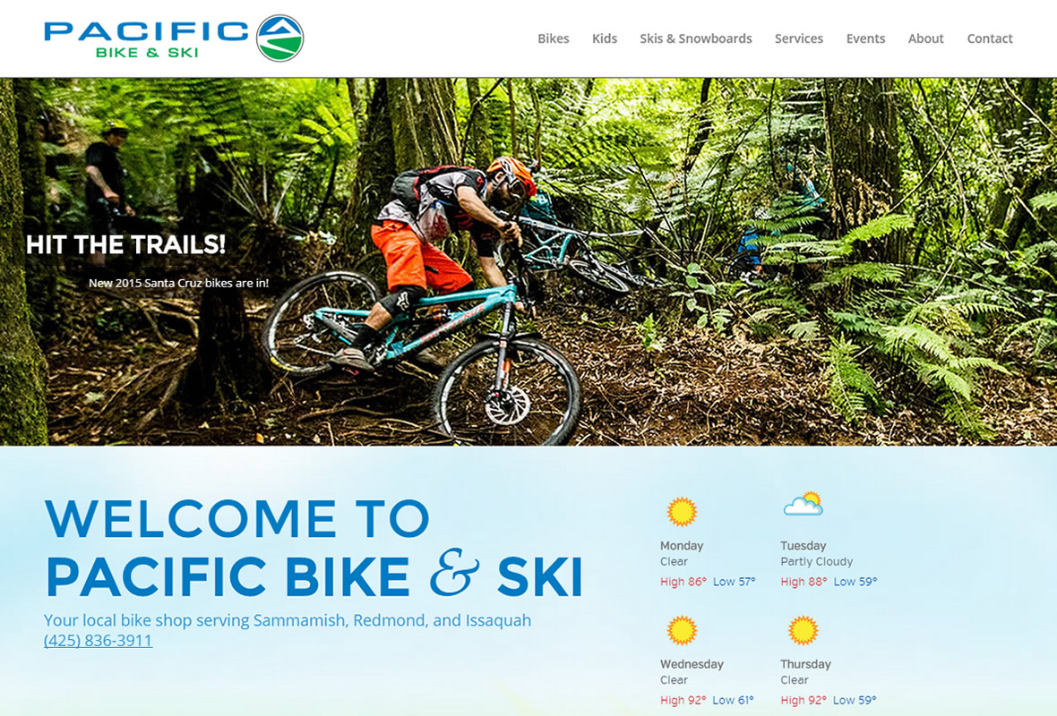 Pacific Bike & Ski After